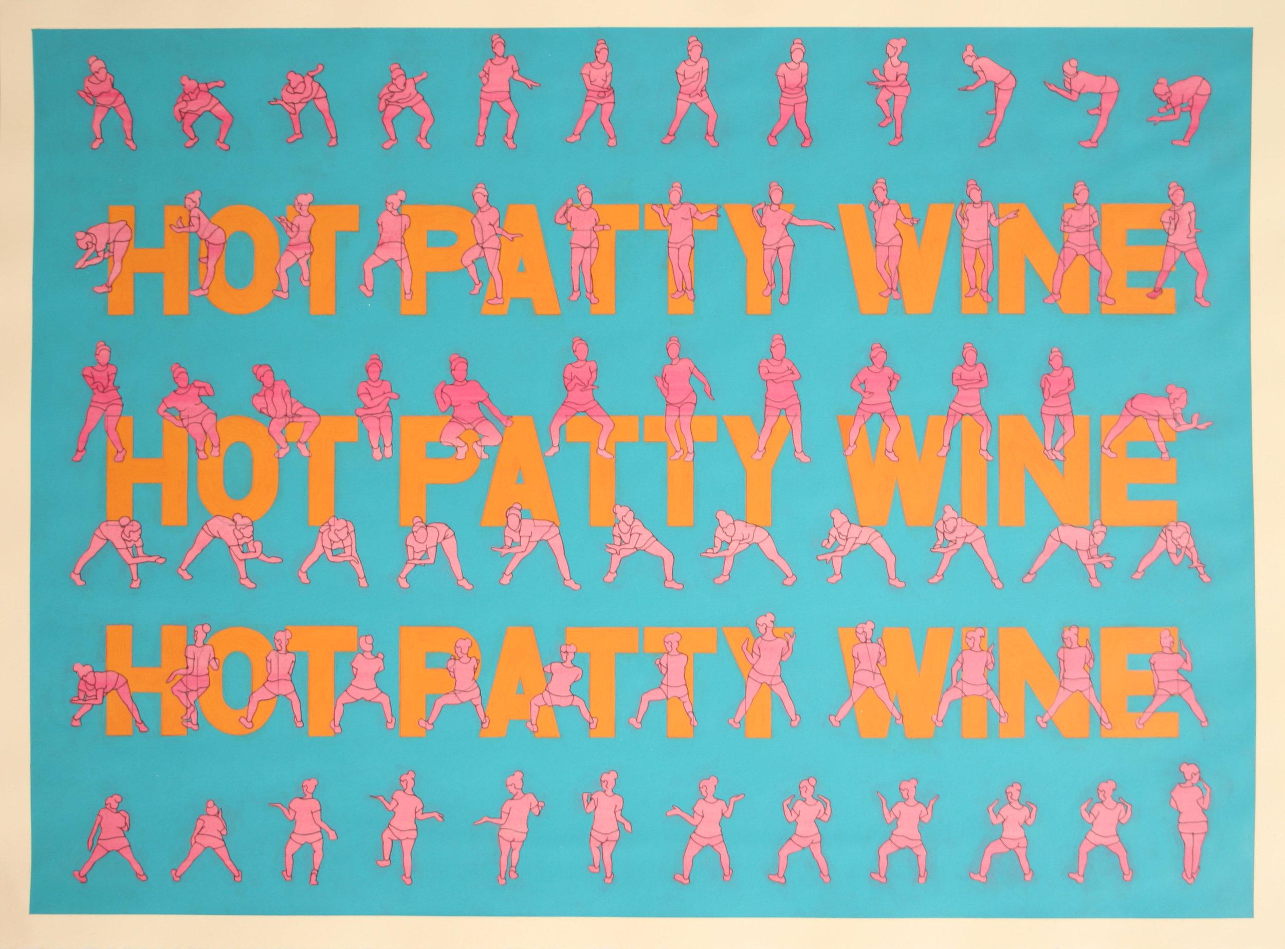 Hot Patty Wine