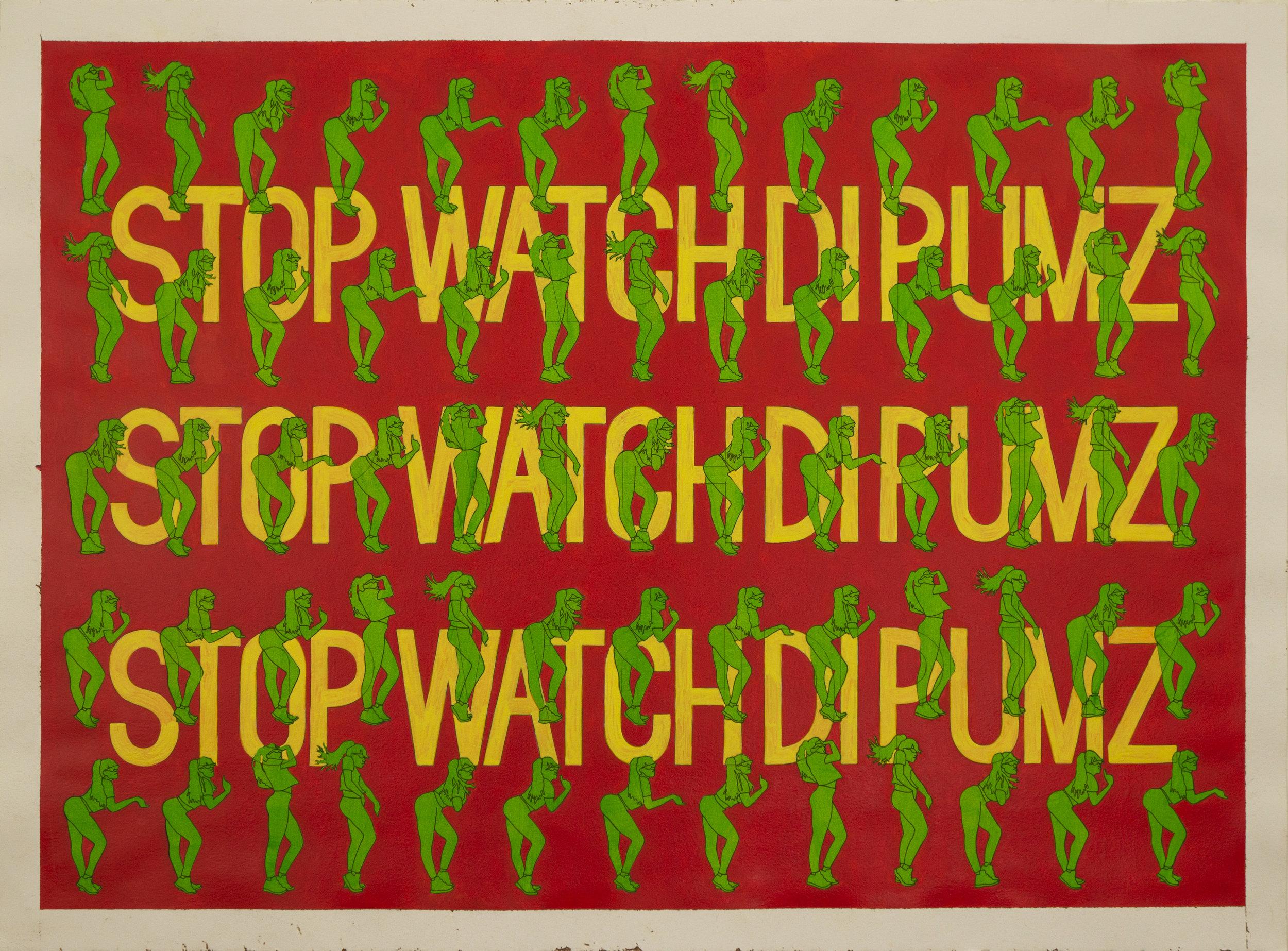 Stop Watch Di Pumz