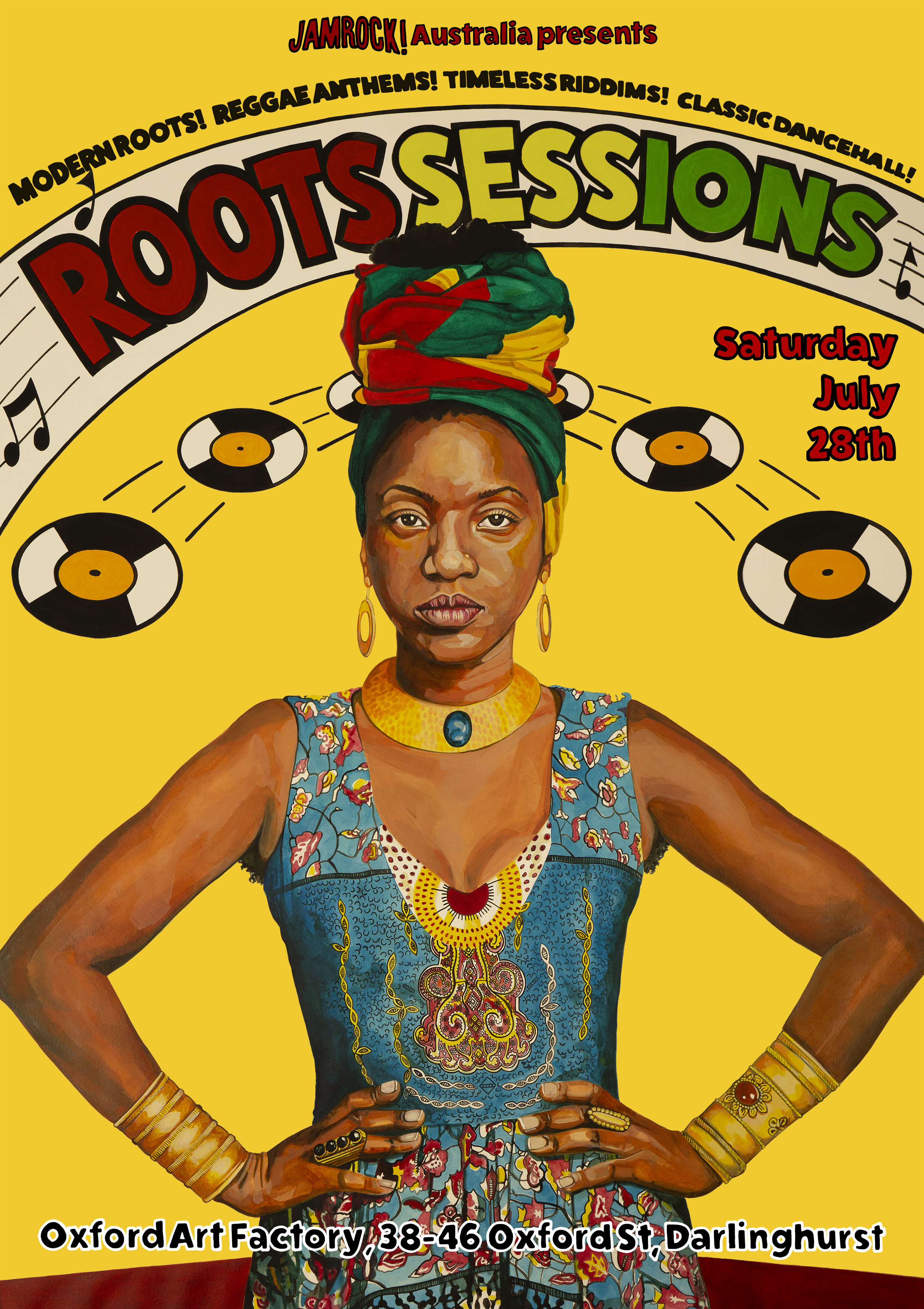 Roots Sessions