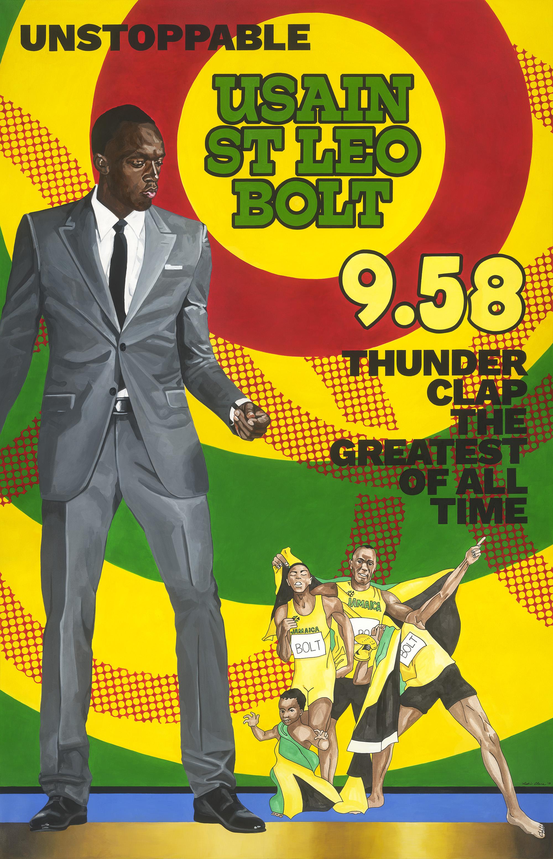 Usain Bolt's  Tracks & Records Montego Bay