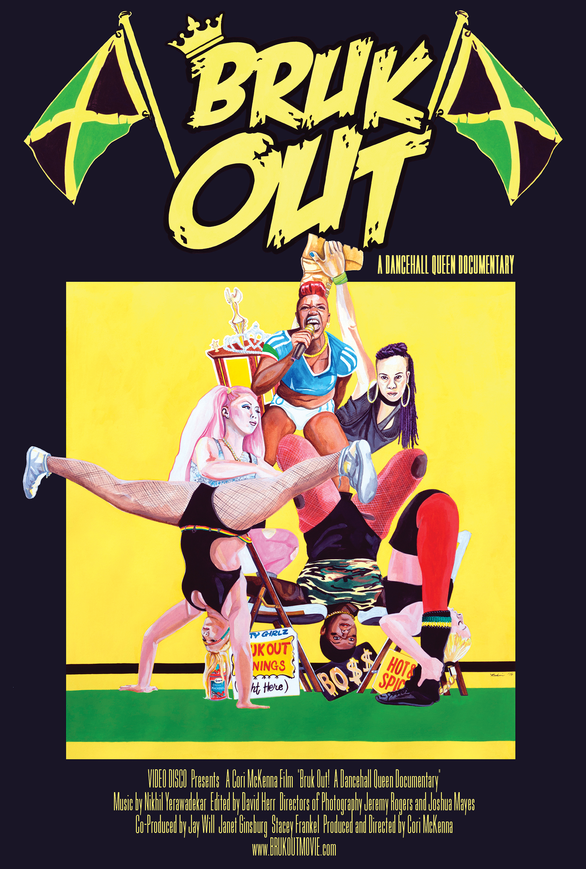 Bruk Out: A Dancehall Queen Documentary