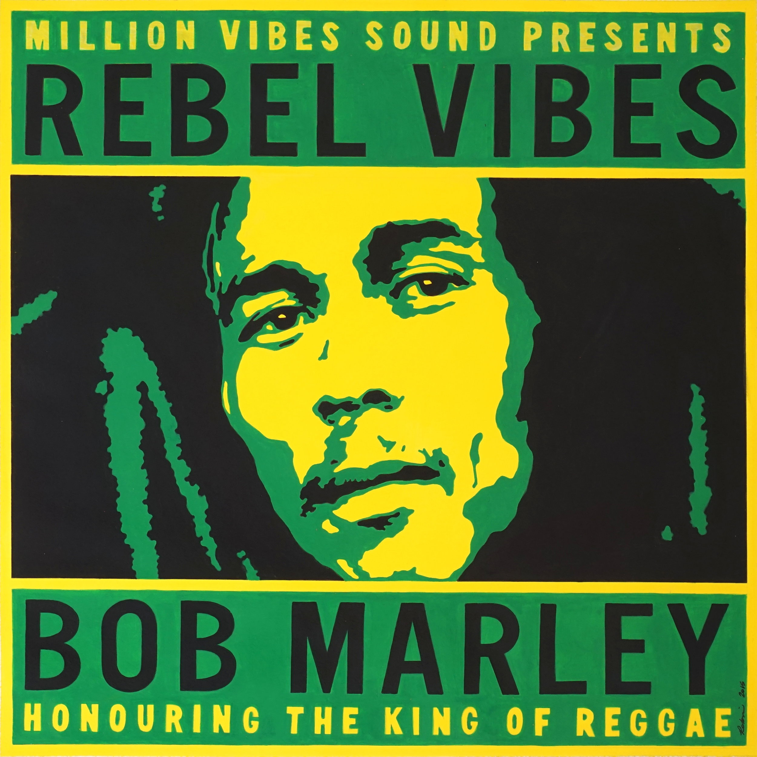 Million Vibes Sound - Rebel Vibes (mixtape)