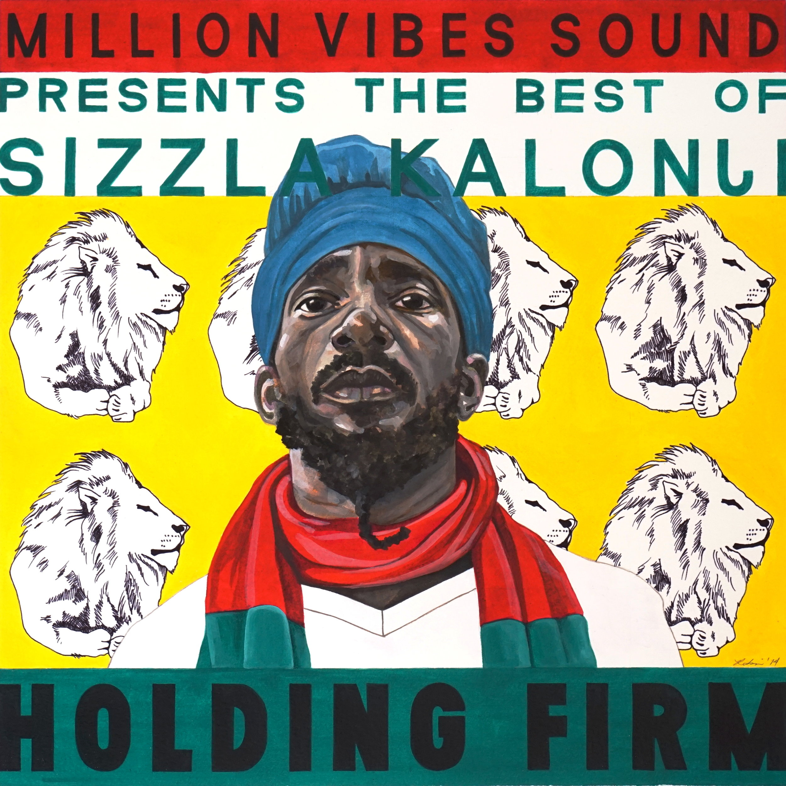 Million Vibes Sound - Holding Firm (mixtape)