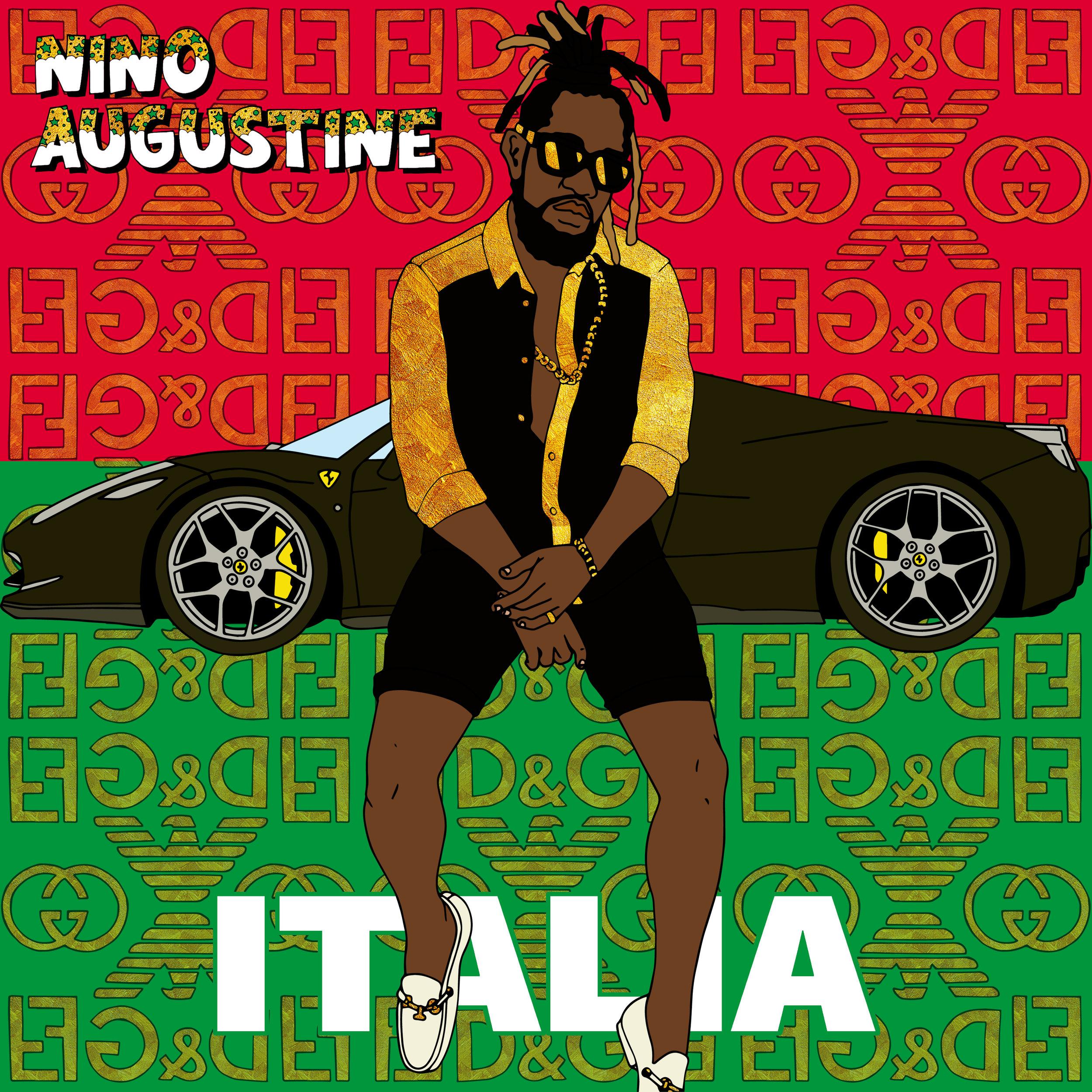Nino Augustine - Italia (single)
