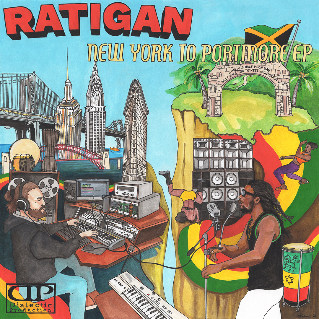 Ratigan - New York to Portmore EP (album)