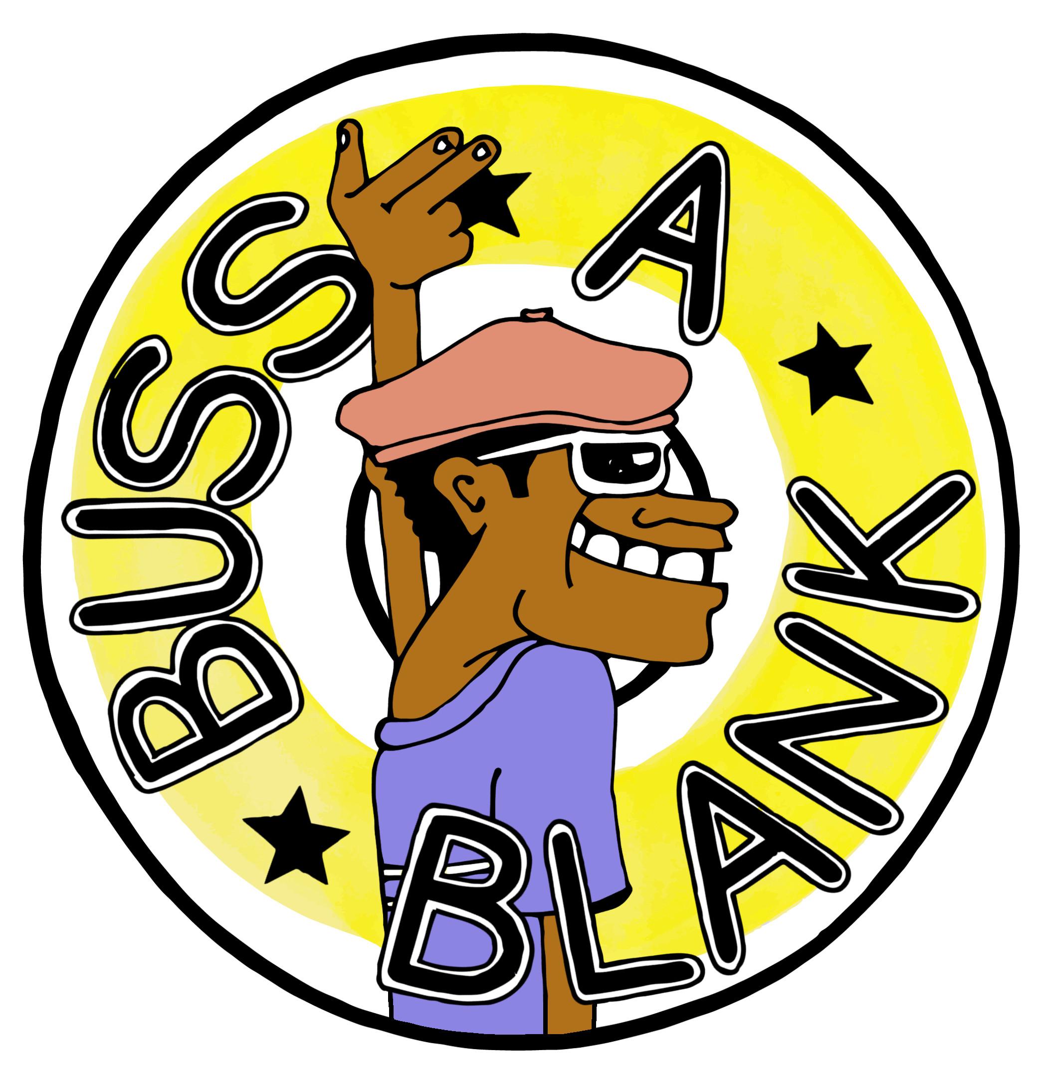 Buss A Blank - Logo