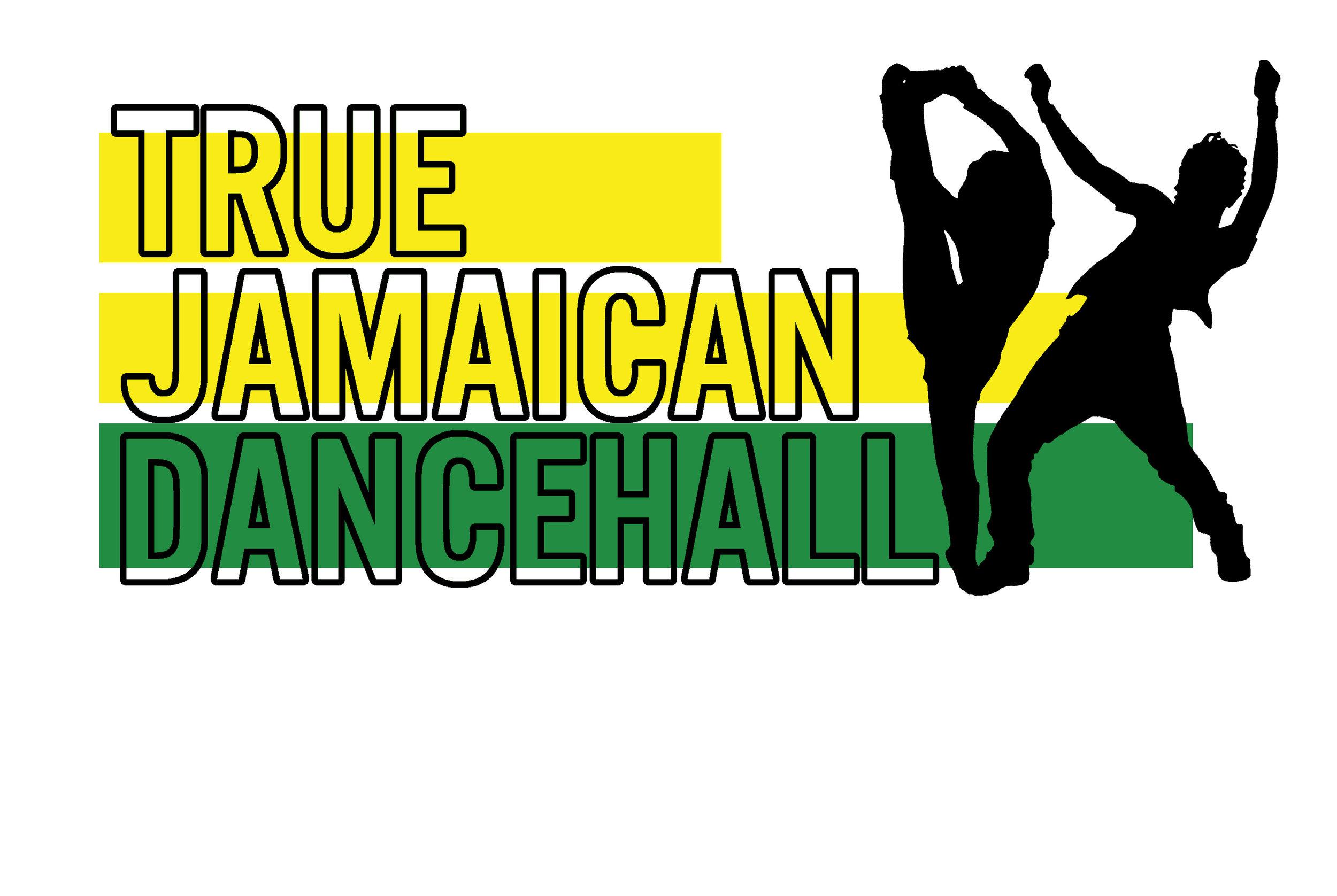 True Jamaican Dancehall Logo