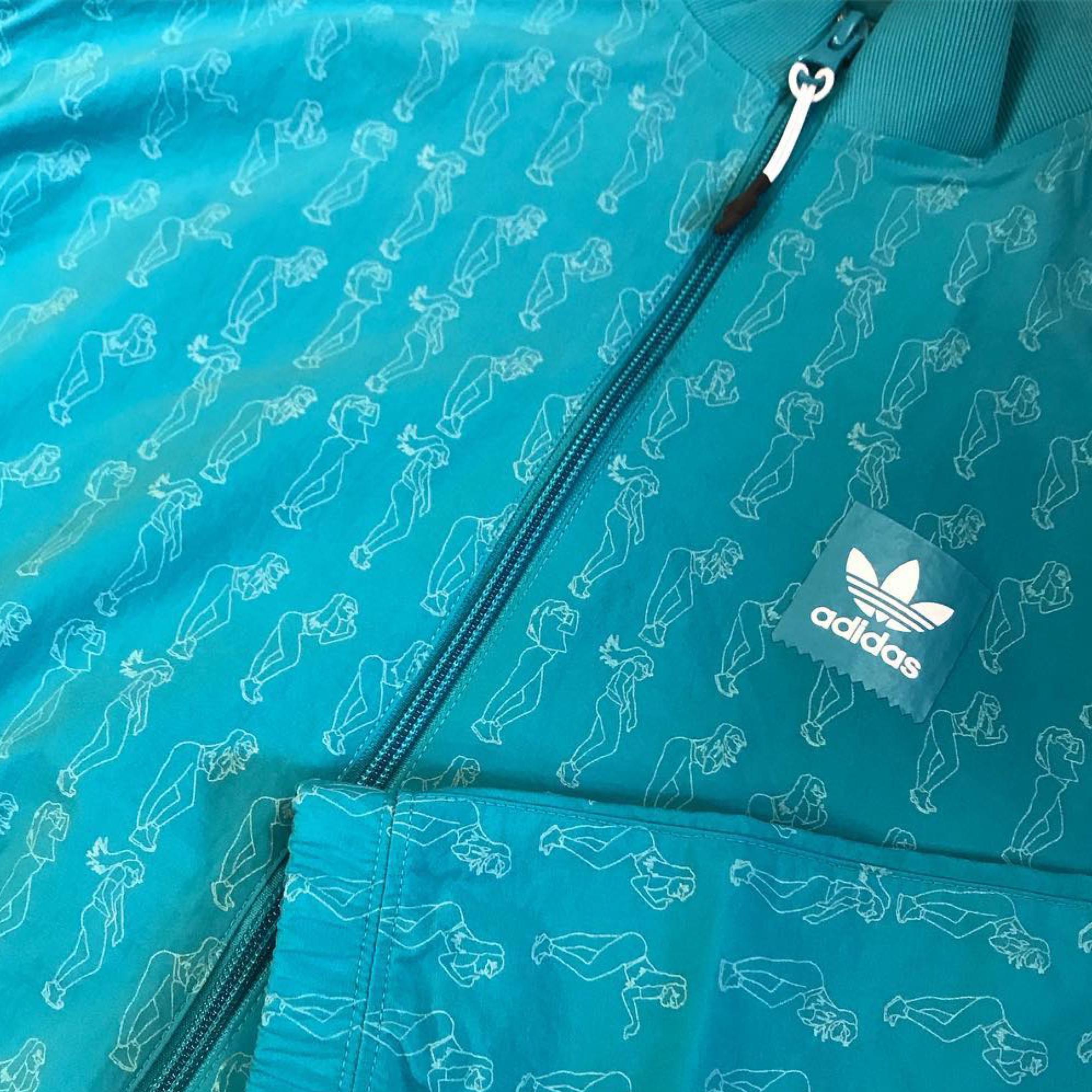 Robin Clare x Adidas Jacket