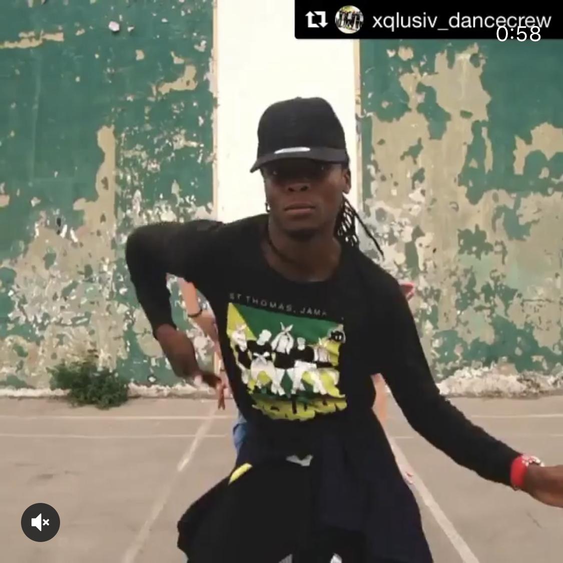 Xqlusiv Dance Crew T-shirts