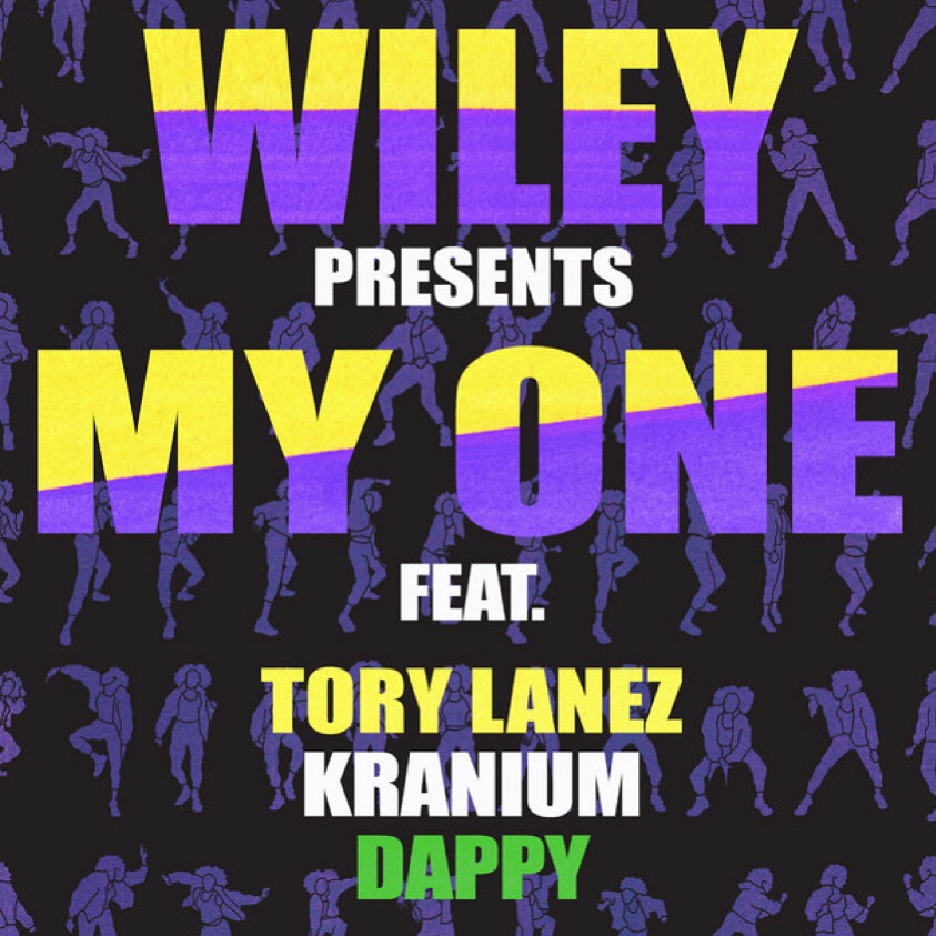 Wiley feat Tory Lanez, Kranium & Dappy - My One (Single Cover)