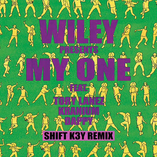 Shift K3Y Remix - My One (Single Cover)