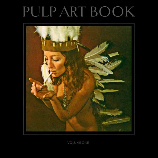 """Pulp Art Book: Volume One   Nazraeli Press Hardcover, 12 x 12, 72 pages 44 four-color plates  """"Neil Krug's stylized photos of the model Joni Harbeck, were taken with Polaroid film years past its sell-by date. They have the kind of grainy, sun-scorched feel of a Sergio Leone spaghetti western. And ever since the couple began posting the photos on Flickr early this year, they've drawn a blaze of attention."""" - The New York Times.   Pulp - the multi-media collaboration between photographer Neil Krug and supermodel Joni Harbeck - has become a virtual sensation online, and is now the subject of the artists' first monograph. 'Pulp Art Book: Volume One' is an LP-sized hardcover book, split into several vignettes ranging from a spaghetti western theme to a Bonnie and Clyde revival and to the struggles of a 1950s housewife. These series tell the story of each character, and will be expanded in subsequent volumes. The inspiration for the pulp theme comes from the artists' collective appreciation of societal life and the artistic expressions of the 1960s and 70s. Old LP jackets, Giallo posters, vintage book covers, and B-movie cinema themes have defined their taste for this project. Initially they set out to capture something simple and sexy; as the shoots progressed, however, natural story lines emerged. The resulting work captures the smell of those decades and expresses them in a fresh way."""