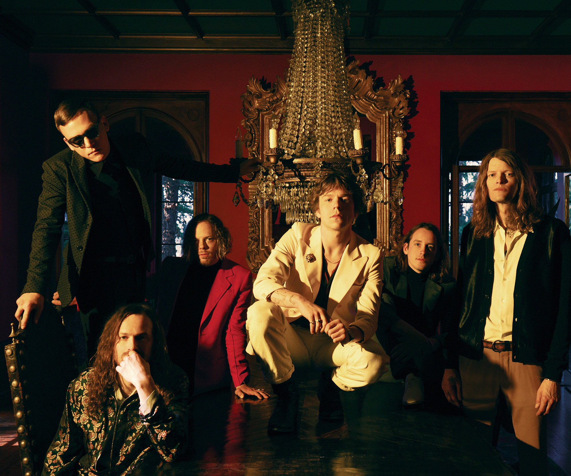13 - Cage the Elephant - Neil Krug.jpg