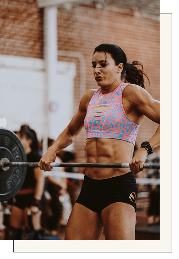 01Designed for female strength athletes - We've partnered with the world's leading nutritional scientists to develop a nutrition program designed specifically for female strength athletes. Your nutrition program will adapt throughout the menstrual cycle, enabling you to optimize performance and train at your best.