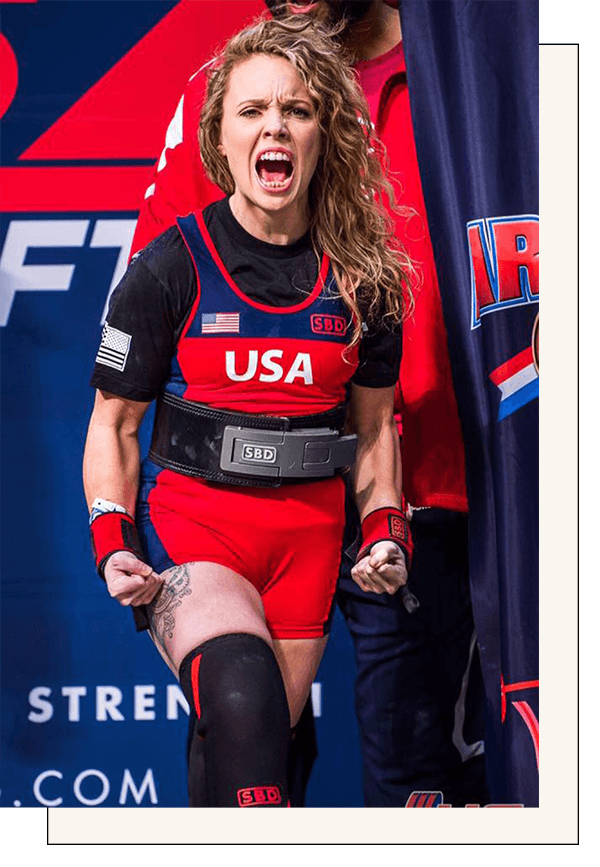 03Competitions without the stress - Making weight for competitions shouldn't be stressful. At Vera Performance, your coach plans for all your competitions throughout the year and manages your weight to ensure you're performing at your best on meet day.