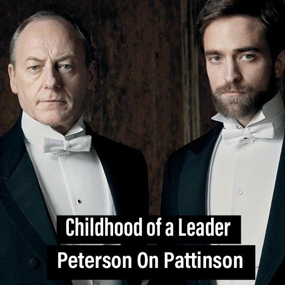 Childhood of a Leader - Robert Pattinson