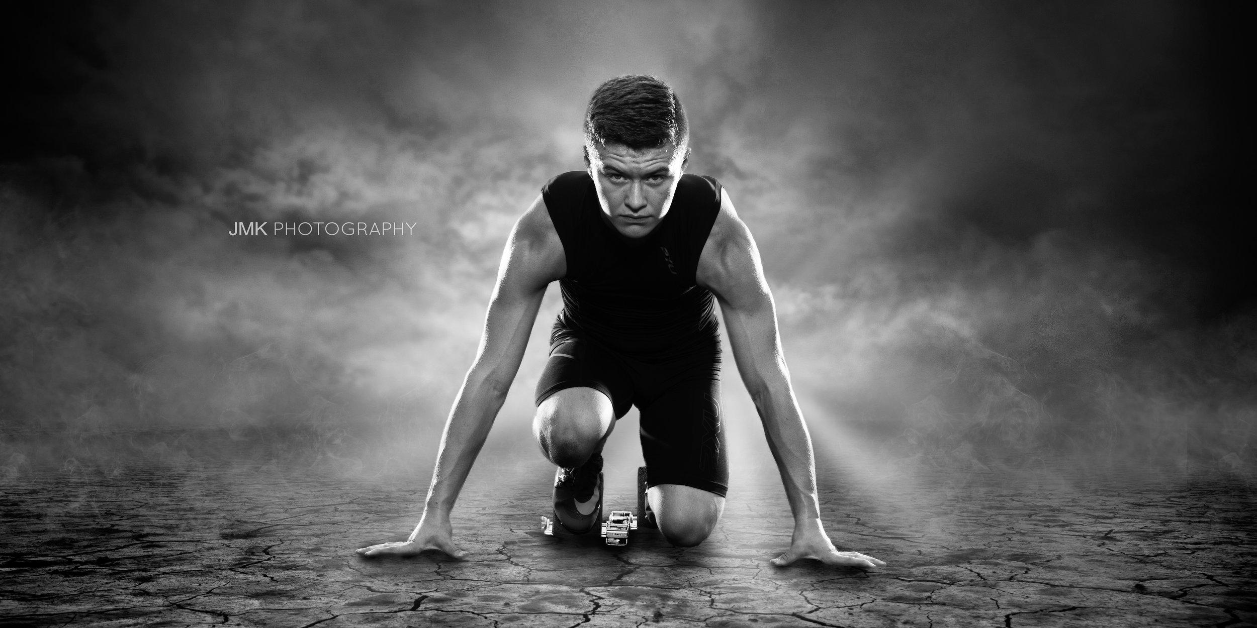 Montana High School Track Photography Art.jpg