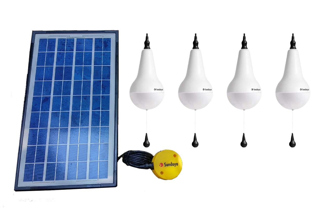 sundaya solar - Lighting accounts for 6% of total CO2 emissions. At Mana Earthly Paradise 100% of lighting is powered by solar energy using the JouleBox solar system.