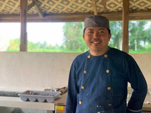 Mana Ubud Chef: Yasuhiro Higa