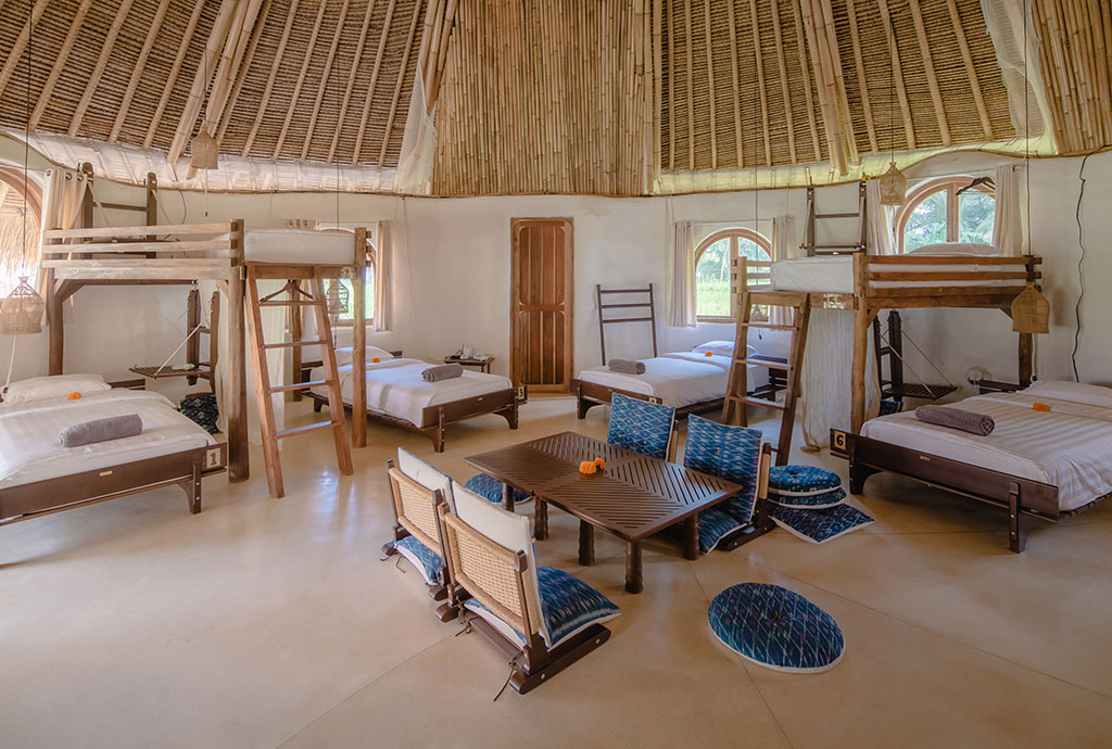 mana eco villas - Mana Eco Villas embody innovation, sustainability, and style. Using natural materials, six earth-bag domes have been carefully crafted from recycled wood, bamboo and natural stone, blending seamlessly with the surrounding environment.Read on »