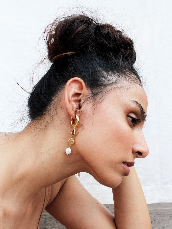 Hibaaq I Earrings