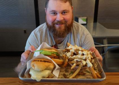 Burgerimies - The Burger Man