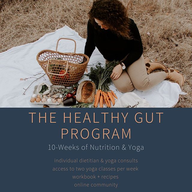 Optimal Gut Health through the powerful combination of NUTRITION plus YOGA! 🍓 Join Suzannah Smart @thebarossadietitian and Tanya Bingham of @truenorthyogastudio and Co-founder @barossawellness for the 10-week Healthy Gut Program. 🥥 We understand that when it comes to leaky gut and other digestive issues, there is no one size fits all. Studies have shown that yoga and nutrition are both powerful tools to deal with these issue - which is why we've brought them together. 🧘♀️ We will cover all the gut health basics from fibre and intolerances to IBS bloating and everything in between. We will also guide you through yoga, breathing and meditation. ☀️ What's involved?… *one-on-ones Private sessions with Suzannah (dietitian) and Tanya (yoga instructor) for initial assessment and check-ins during the 10-week program group sessions ☀️ 2 yoga sessions per week ☀️ workbook + recipes Filled with information and to help you stay on track as you make your way through the program ☀️ online community ☀️ There are limited places and you can purchase your place in the 10 week program in our bio!