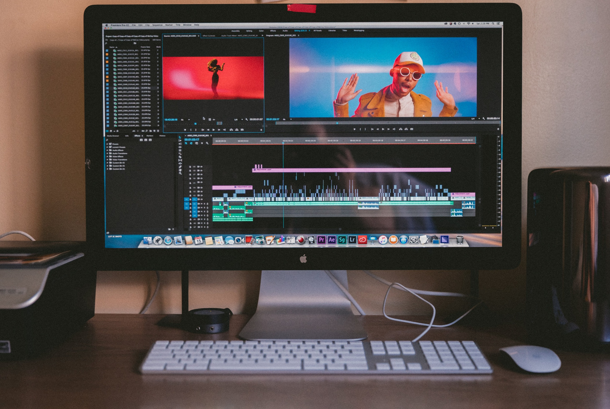 How to keep your sound editor happy -