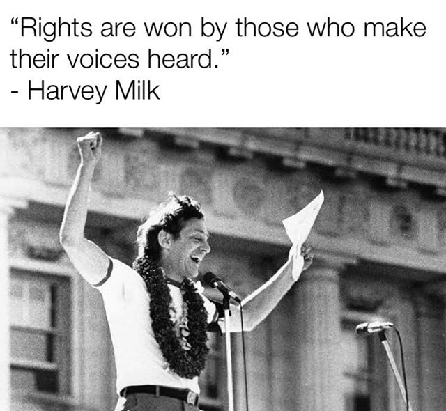 Today is Harvey Milk Day in recognition of the pivotal work of American gay rights activist, Harvey Milk, assassinated in 1978. In the last year of his life, Milk advocated that gay people should be more visible to help end the discrimination and violence against them. At Queer Town, we hope to reduce the stigma, isolation and ignorance faced by members of the LGBTIQA+ community by lifting the voices and experiences of intersectional queer people across Australia. Storytelling is revolutionary and we're proud to be part of the movement to forge a new queer narrative 💪💪🏾💪🏼
