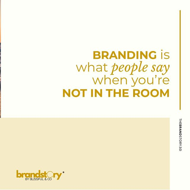 ⠀ Have you thought about what goes on beyond YOU? How would your team deliver your business message to your clients when you're not around?⠀ ⠀ The beauty of a strong brand is that it gets passed on and delivered across RIGHT in your absence⠀ ⠀ Having a Brandstory by Blissful & Co® done for your business, you won't have to worry about message being mixed up at prospect meetings ever again⠀ ⠀ Want to learn how we can eliminate YOU from your business processes so you can become a business owner and shake leg? Get in touch with us at 6717 5225 or link in bio for a FREE 30-min Audit on your brand⠀ ⠀ It's time to shake leg already lah!⠀ ⠀ #TheBrandstorySG⠀ .⠀ .⠀ .⠀ .⠀ .⠀ #bts #business #entrepreneur #inspiration  #smallbusiness #behindthescenes #setlife #film #filmmaking #onset #cinematography #backstage #sony #branding #marketing #creative #style #entrepreneur #inspiration #socialmedia #smallbusiness #instasg #madeinsg #singapore #localsg