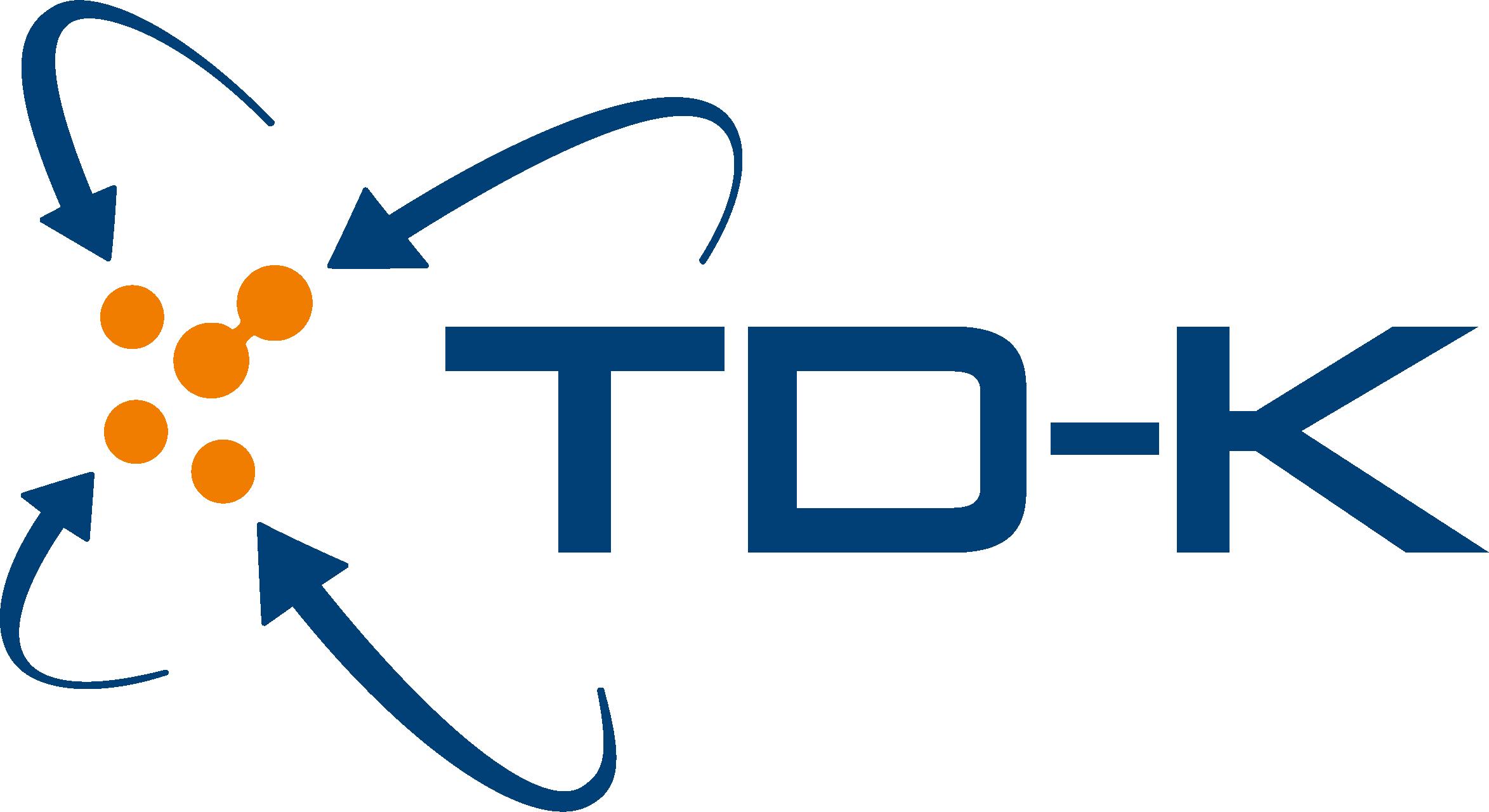 TD-K logo.