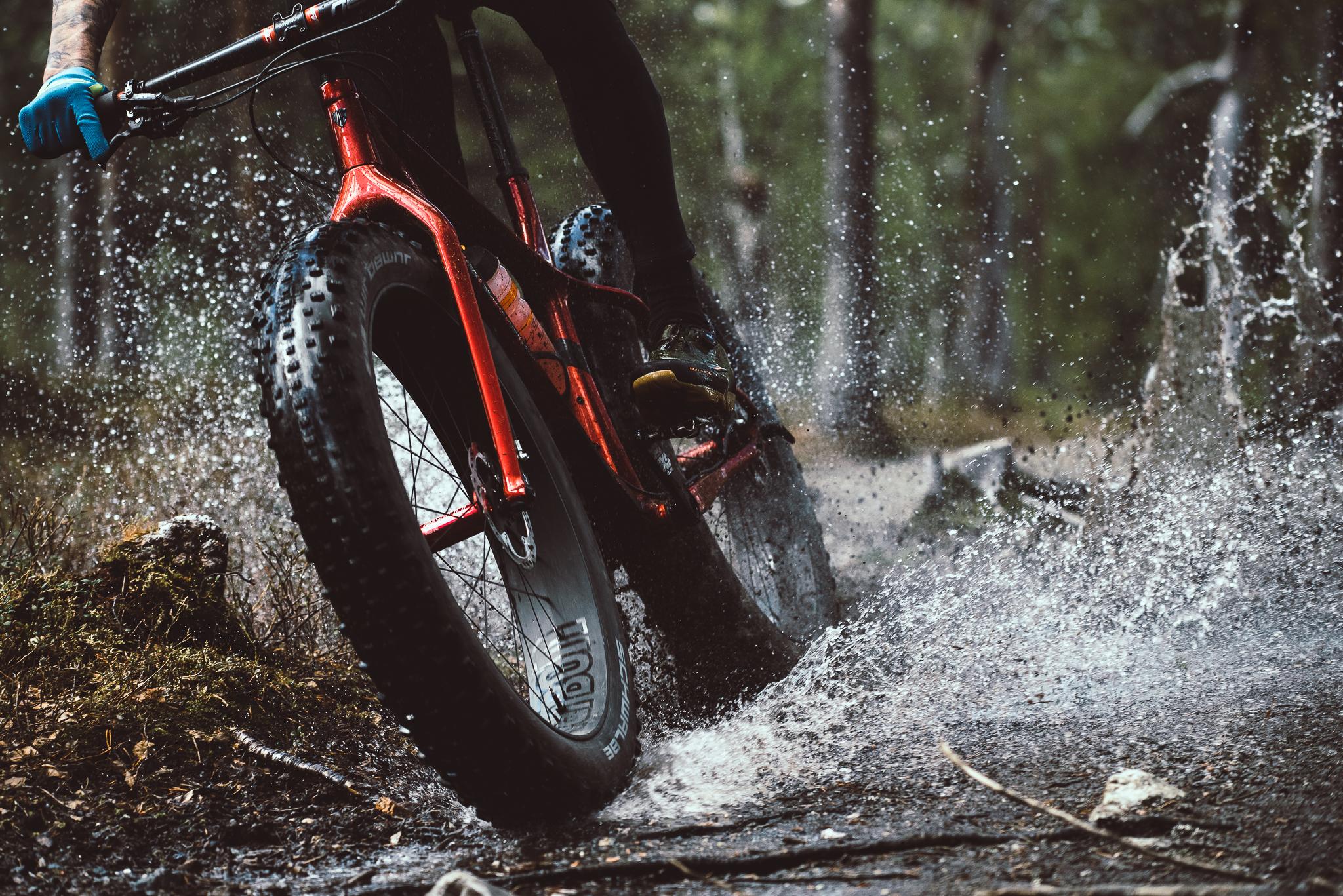 Maastopyöräilyseminaari -