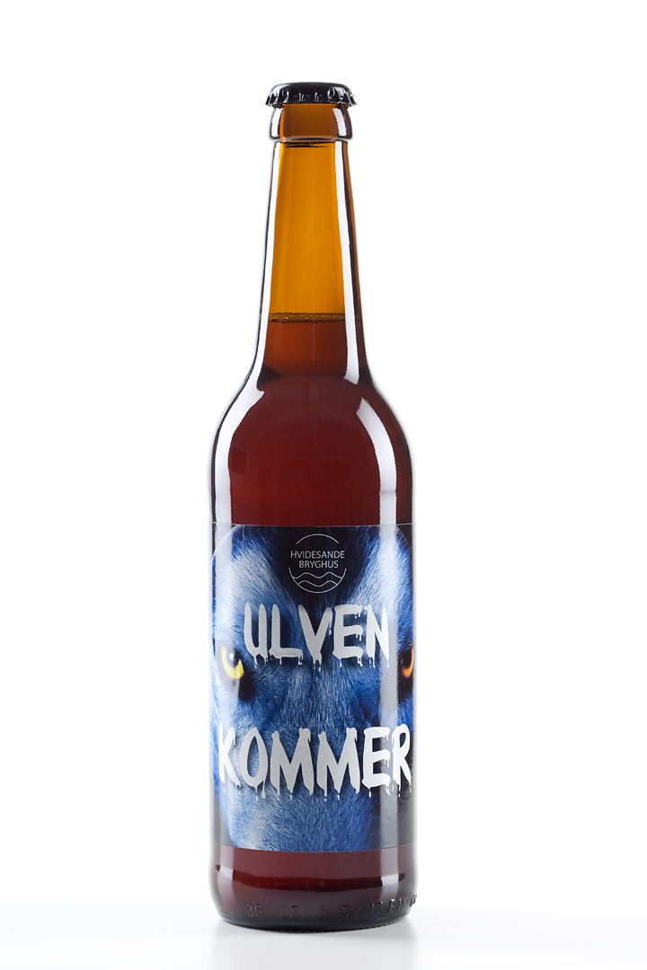 Ulven kommer - Strong Ale