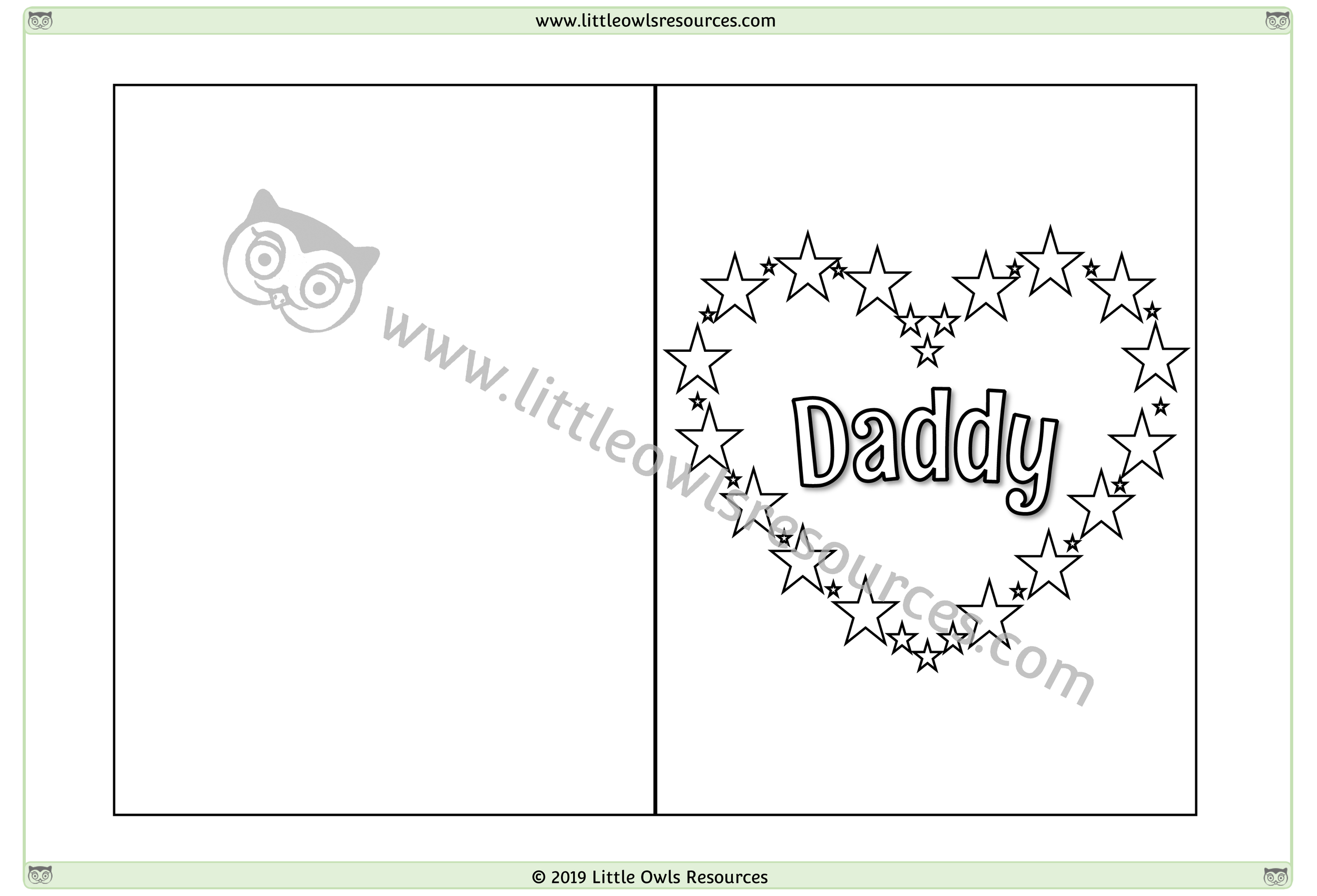 Father's Day Card 2 -