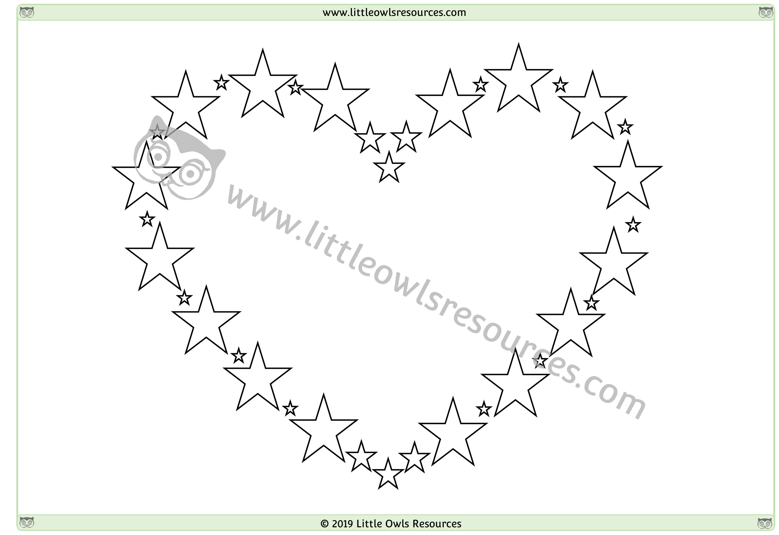 Mother's Day Colouring 8 -