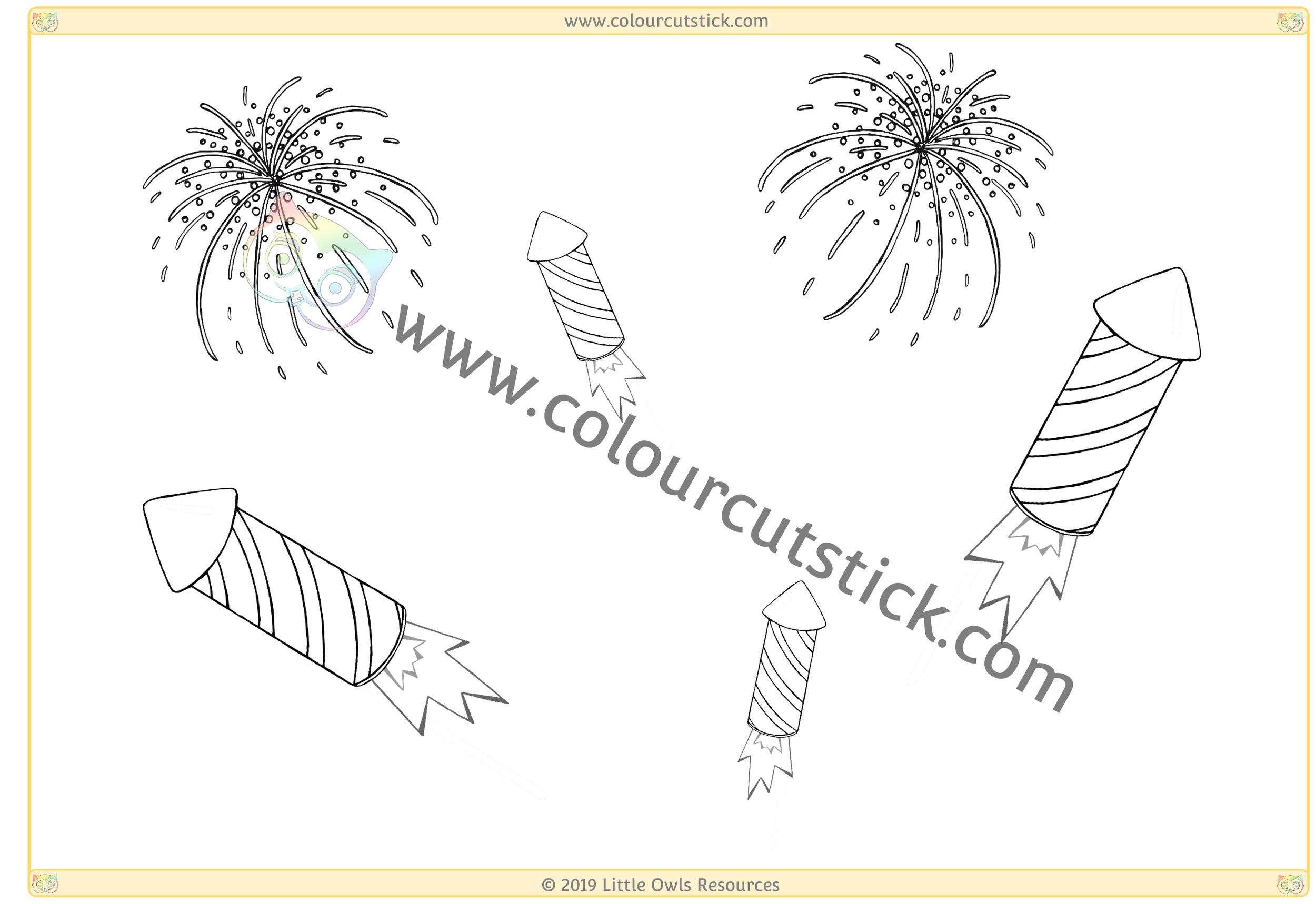 Fireworks 2 -