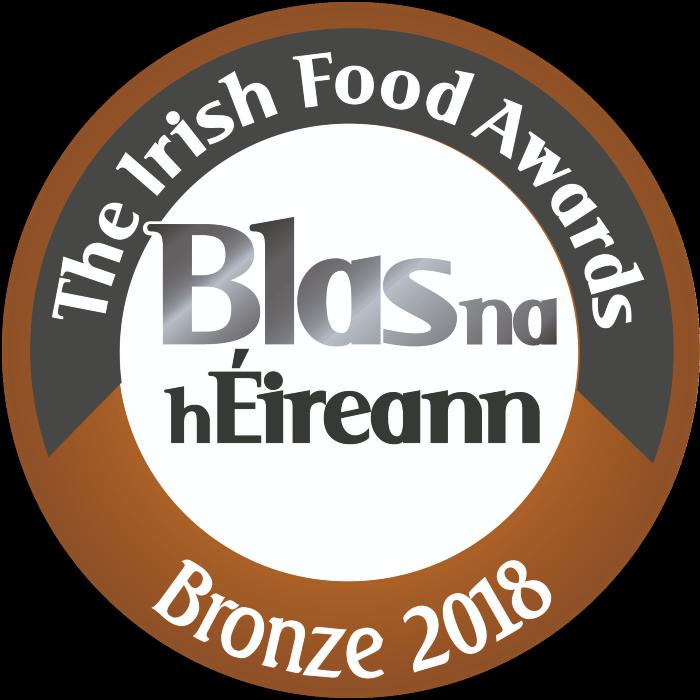 Blas na hEireann Bronze 2018