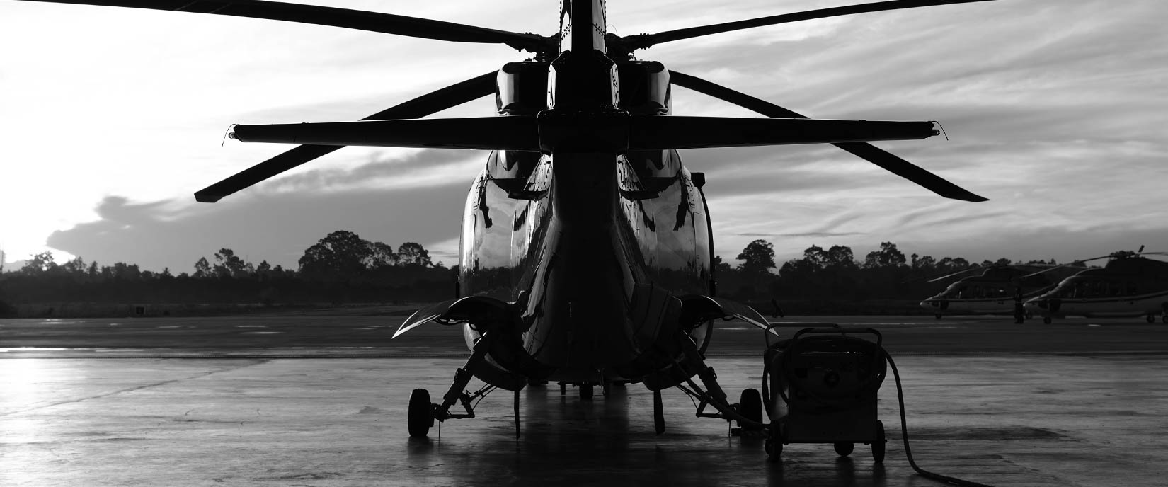 About Us - Helipartnership is an aviation brokerage set up in response to the growing UK helicopter charter market.
