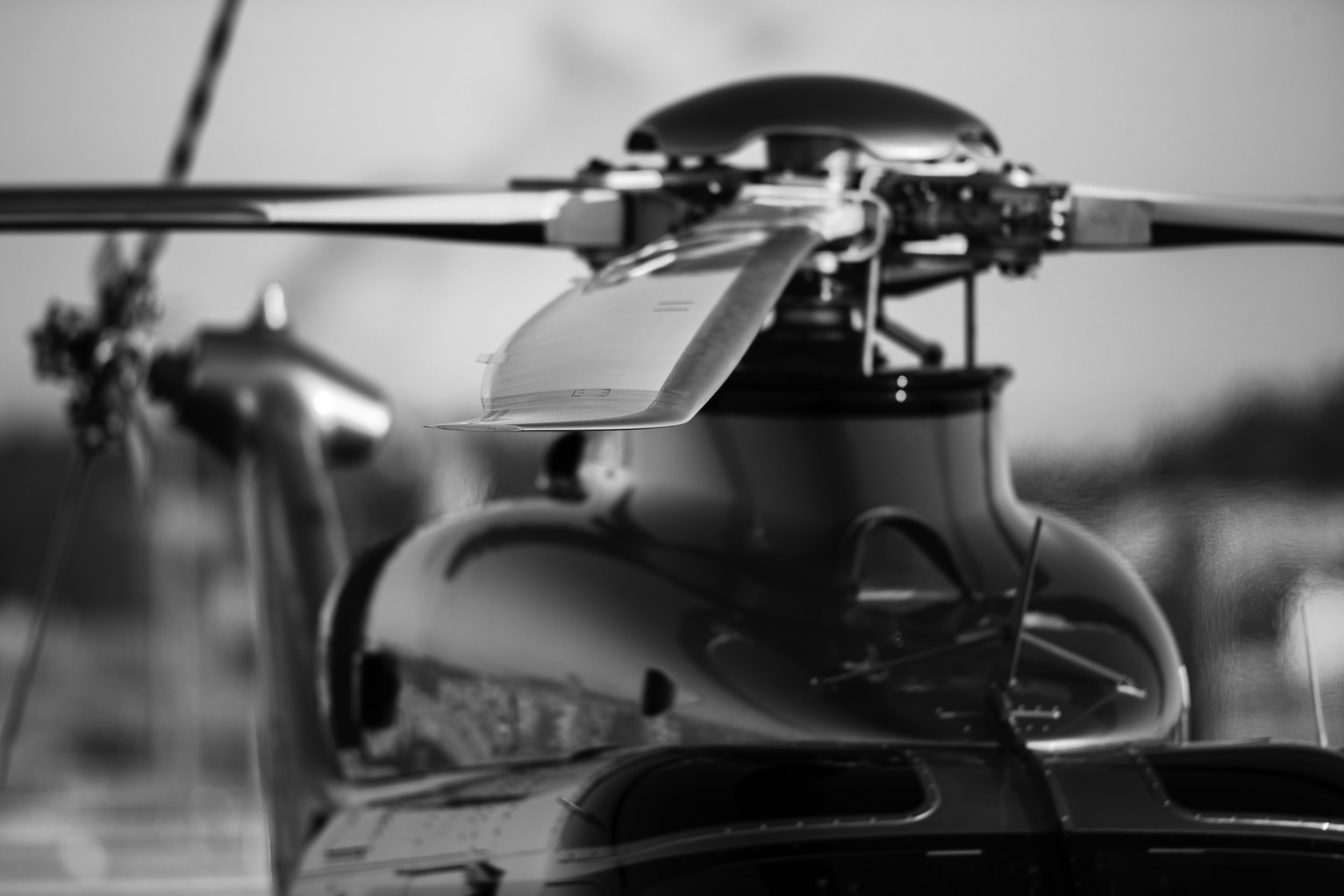 Business Helicopter Charter -