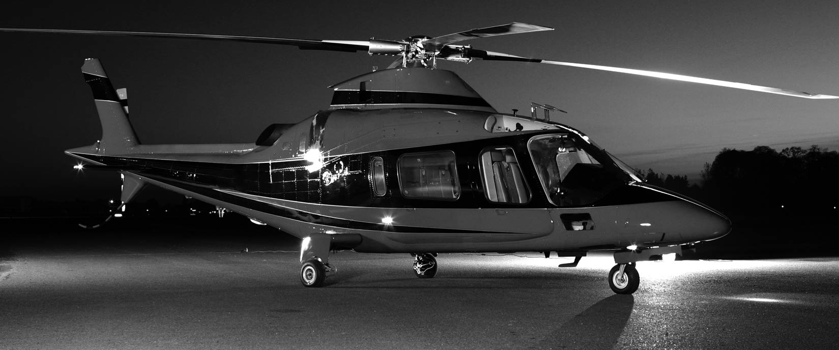 Helicopter sales & acquisitions - Acquiring a new or used helicopter can be a daunting task particularly if it's your first purchase. Helipartnership can operate in an impartial advisory role or can negotiate the deal on your behalf.