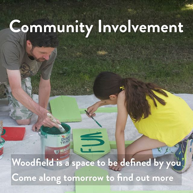 We're opening our doors tomorrow, so time to cover the most important aspect of what we do: working with our community. We're a charity run by local residents for the benefit of everyone in our area. We rely on volunteer engagement to make the most of what we can offer, and hope you'll join us to seize this rare opportunity.