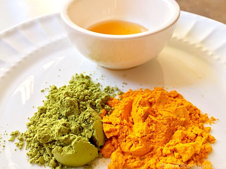 turmeric matcha wellness