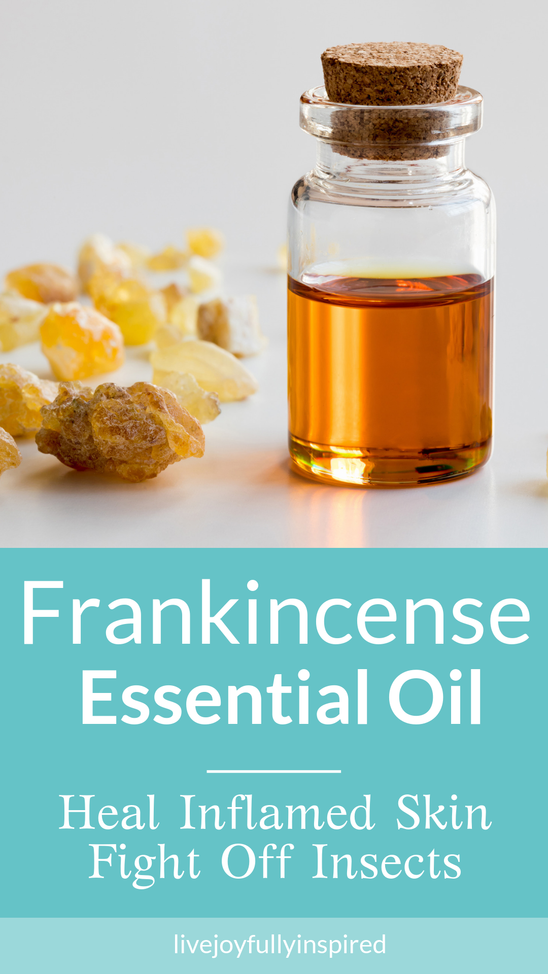 This ancient oil provides healing benefits to the skin and the body. It has been used medicinally for centuries. Frankincense essential oil is among the most used essential oils for the skin. The healing properties are numerous. #frankincenseessentialoil #healskin #agingskin