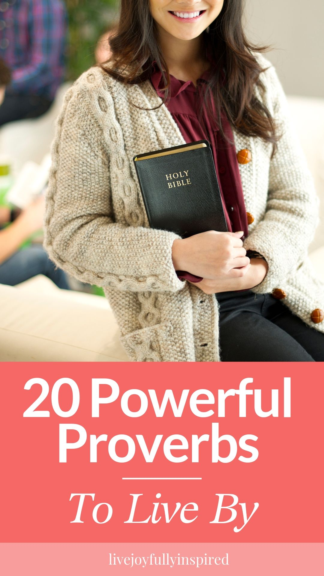 The book of Proverbs contains an enormous amount of wisdom. There are scriptures for every area of life from youth and discipline to poverty and temptation. God has provided us with scripture to help us in our daily walk. #proverbs #bible #scripture