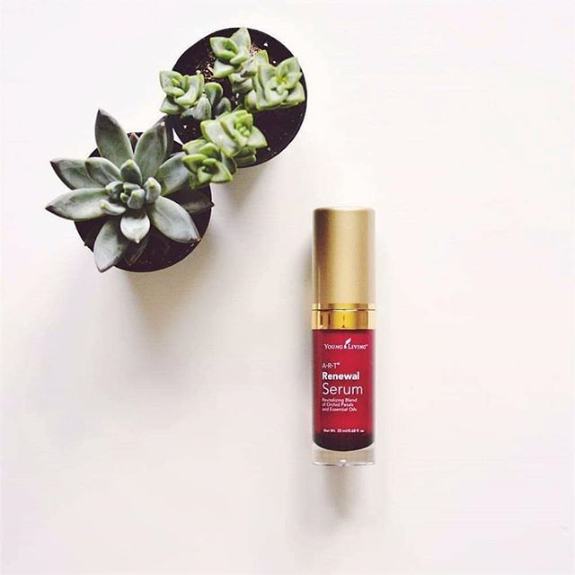 RENEW - Spoil your face... the ART Renewal Serum is an intricate blend of exotic orchids and essential oils that helps soothe and protect the most delicate areas of the face. These premium ingredients are formulated to deeply nourish, hydrate, and help restore a youthful appearance.