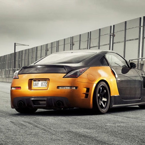 NISSAN 350Z-RS -