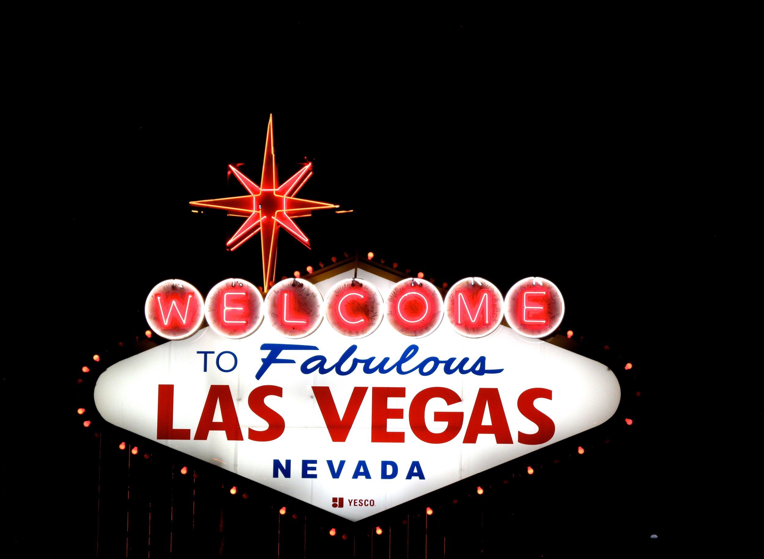 Las vegas - Empezamos nuestro recorrido en la ciudad que nunca duerme, Las Vegas.