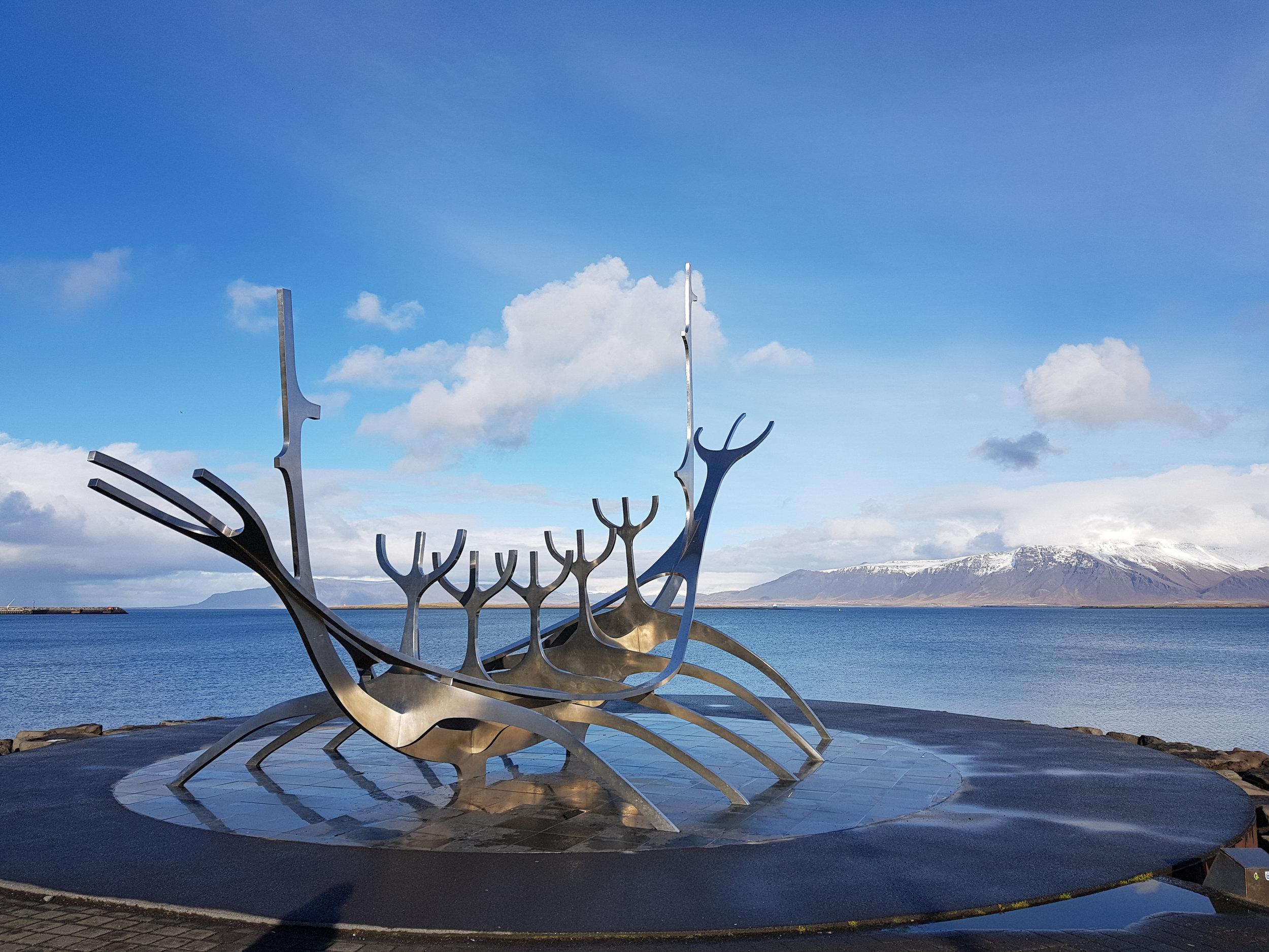 Reykjavik - La capital de Islandia.