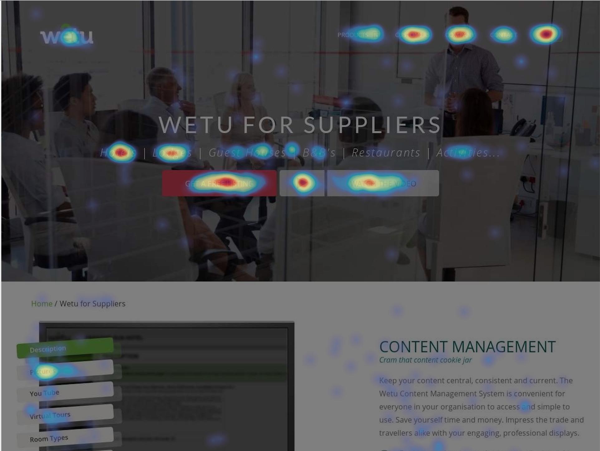 Hotjar_screenshot_post_launch