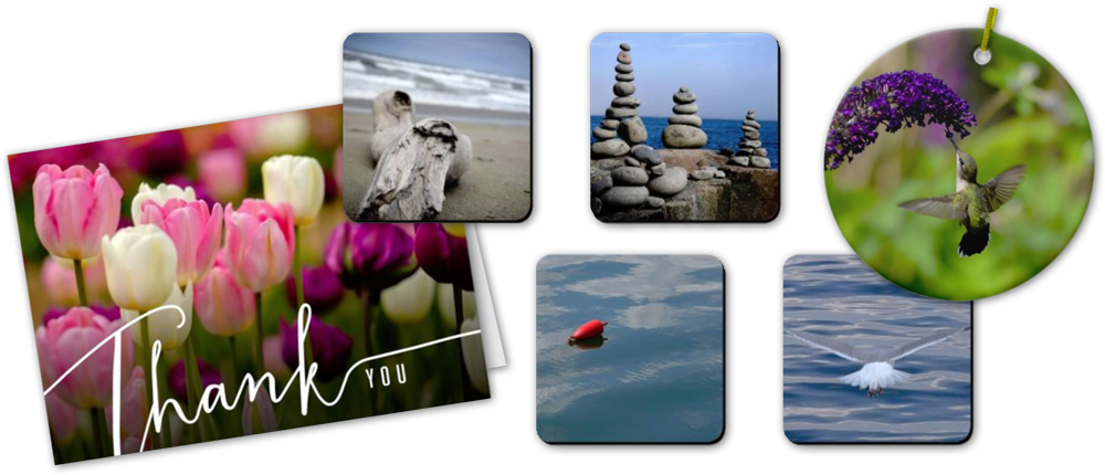 Wrightpix Photo Gifts - Bestsellers - Ornaments, Coasters, Cards